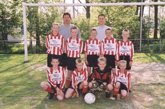 Groote Lindt E1 Zwaluwetoernooi (12 mei 2001)