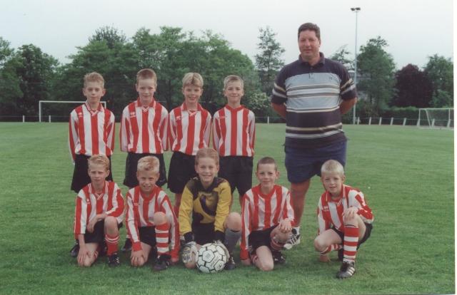 Groote Lindt E1 Zwaluwetoernooi (13 mei 2000)
