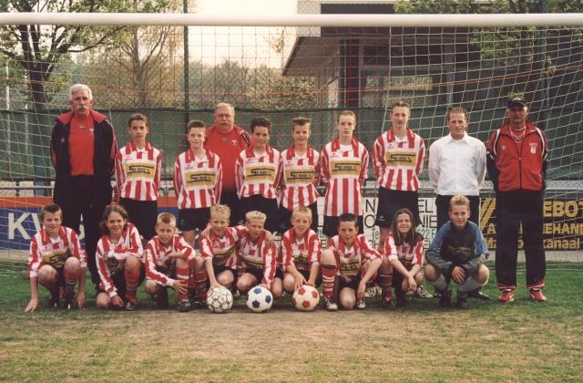Groote Lindt D1 Kampioen (2002/2003)