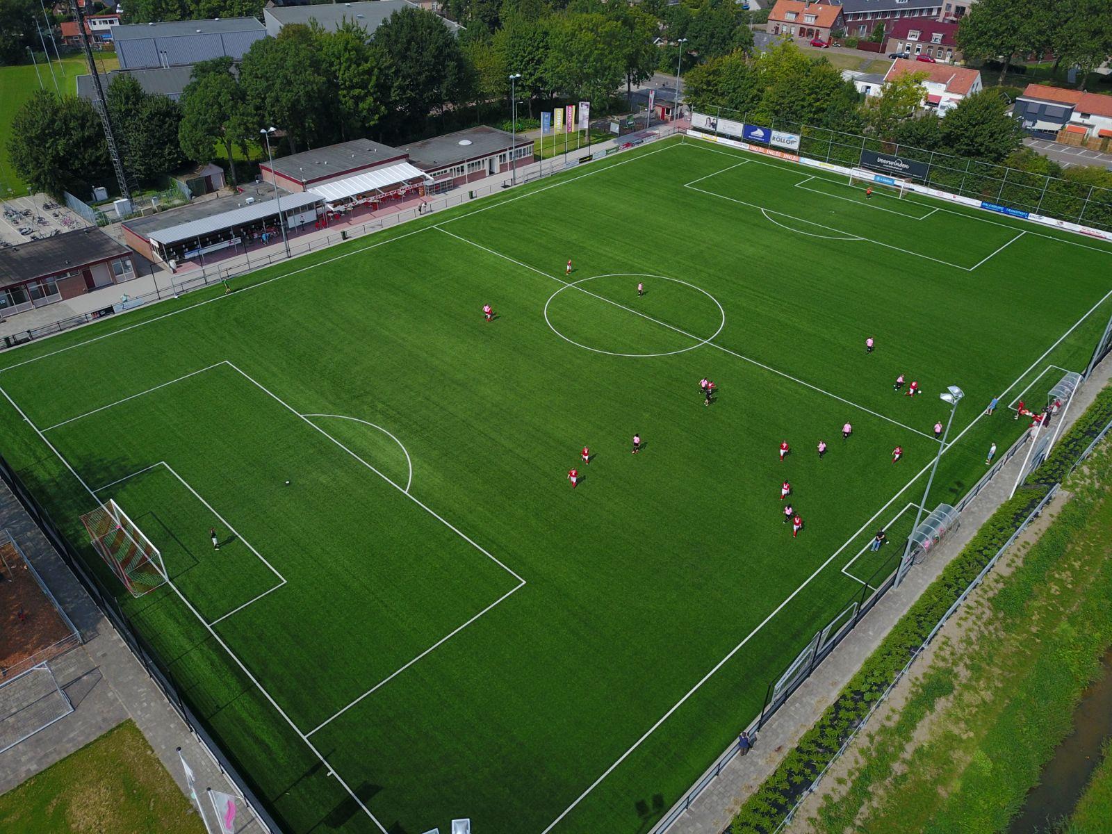 Wedstrijd verslag zaterdag 2 september Groote Lindt VR1