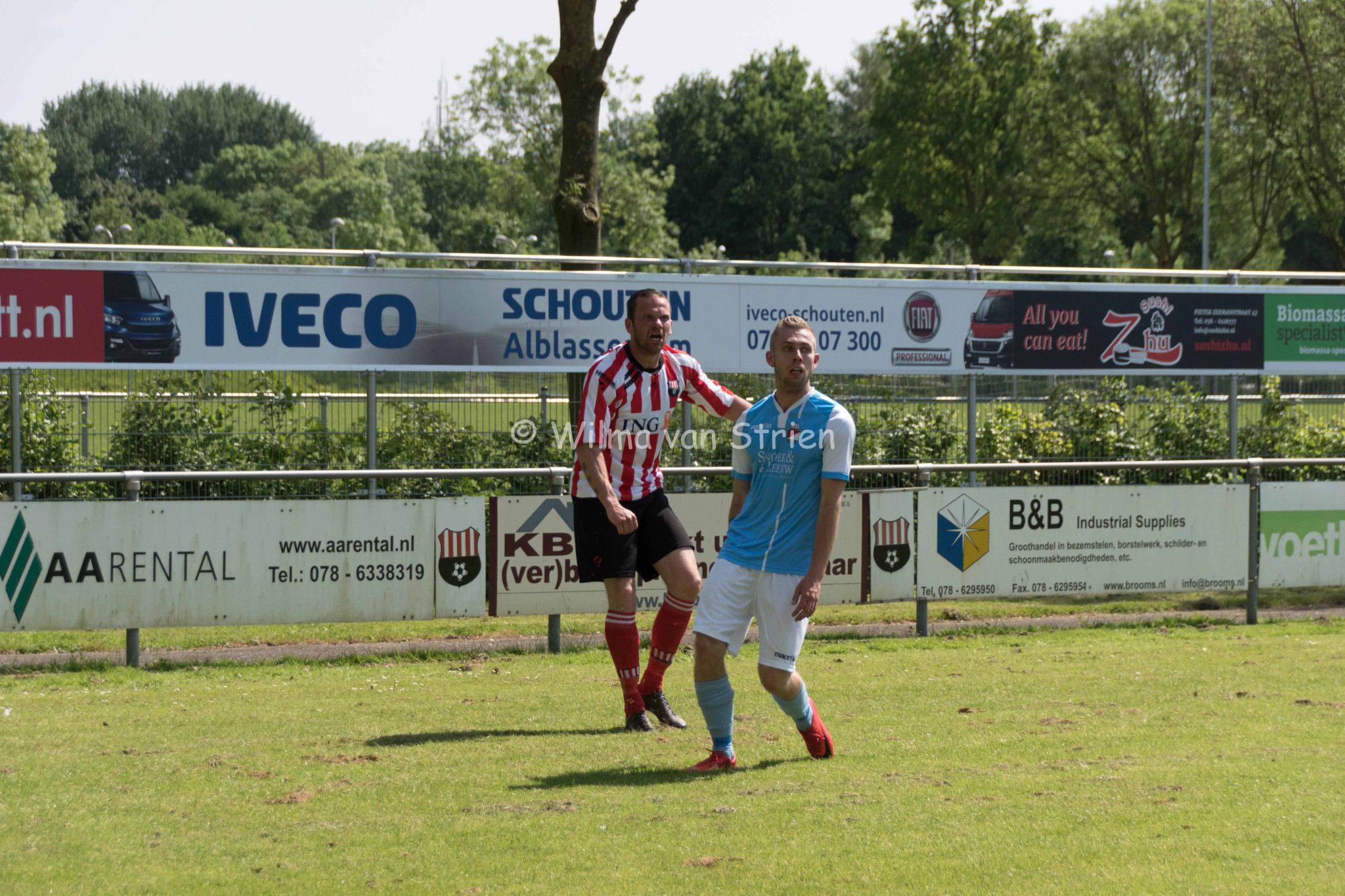 Groote Lindt langs Leerdam Sport en speelt zich veilig