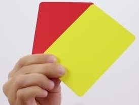 Vanaf 01.11.2018: gele of rode kaart ontvangen? Extra administratiekosten!