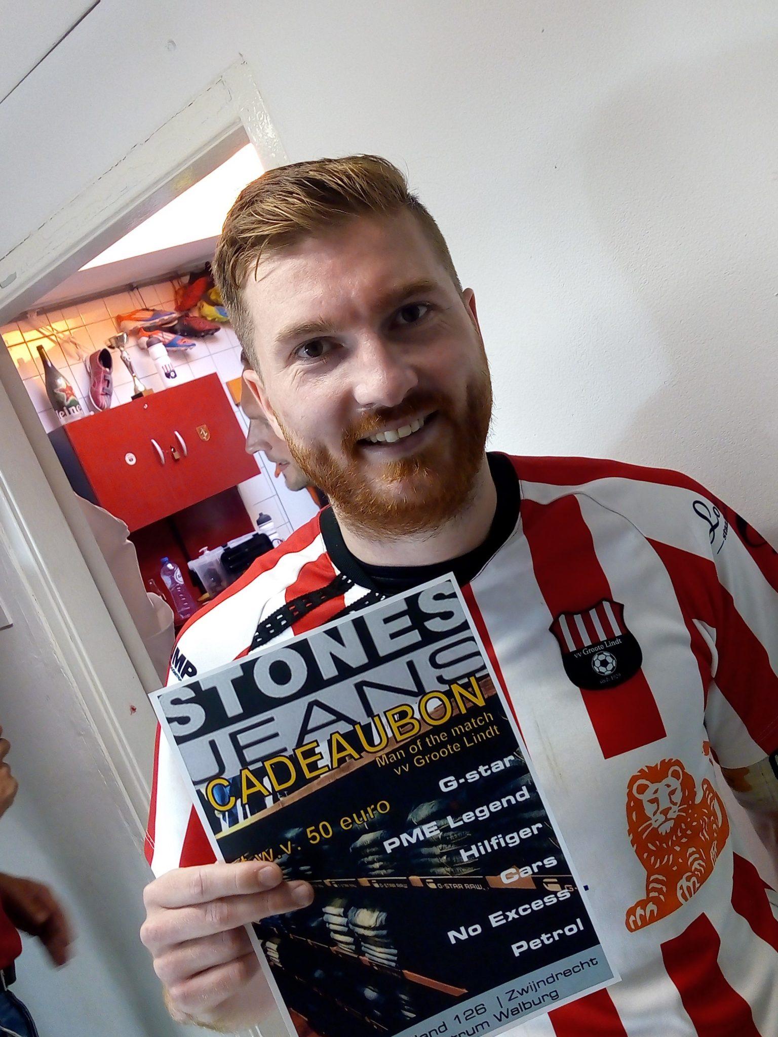Man of the Match zaterdag 19 september 2020