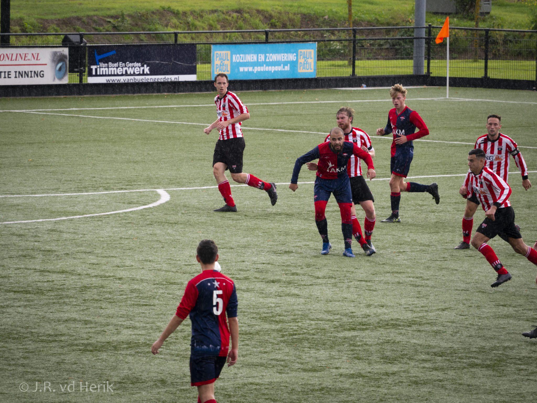 Groote Lindt te sterk voor FC IJsselmonde