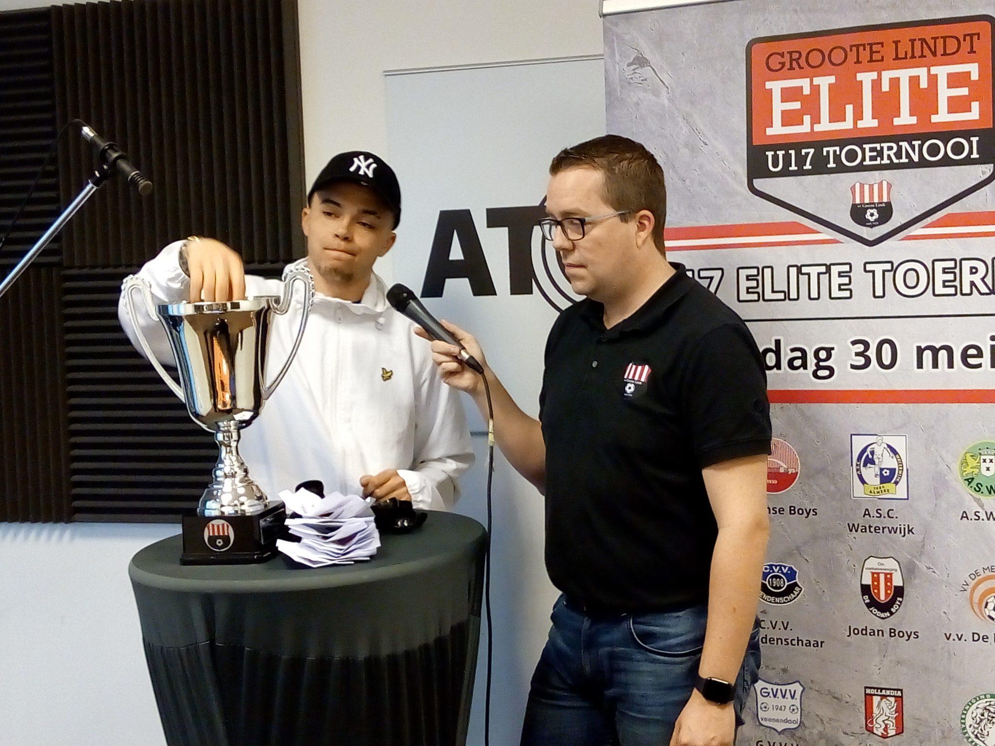Groote Lindt U17 Elite toernooi 2021