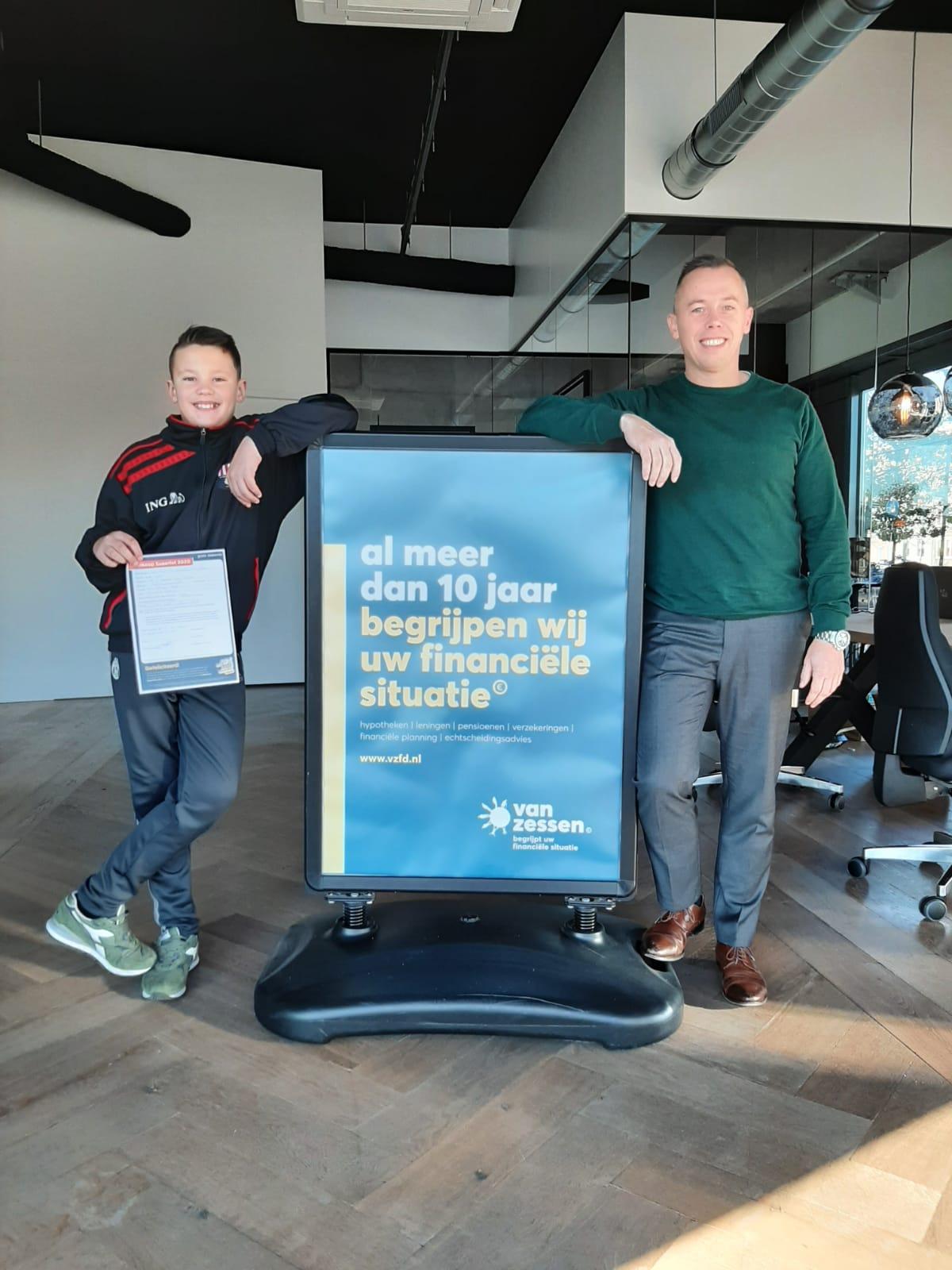 Han Klootwijk verkoopt 3e Superlot